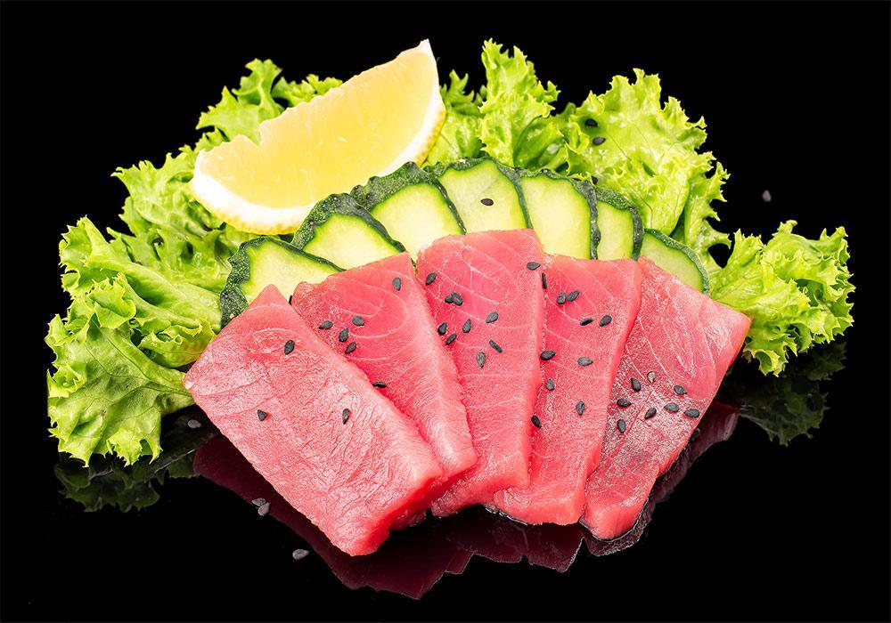 Сашимі тунець